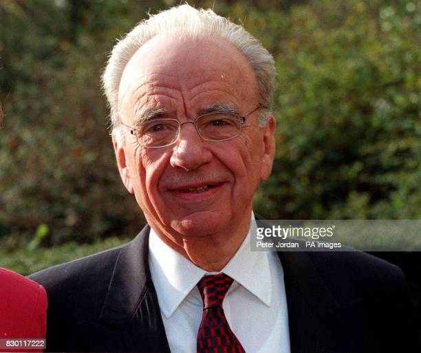PA News 23/11/98 News Corporation Chairman Rupert Murdoch in London to announce the formation of a new company News Corp Europe to investigate and...