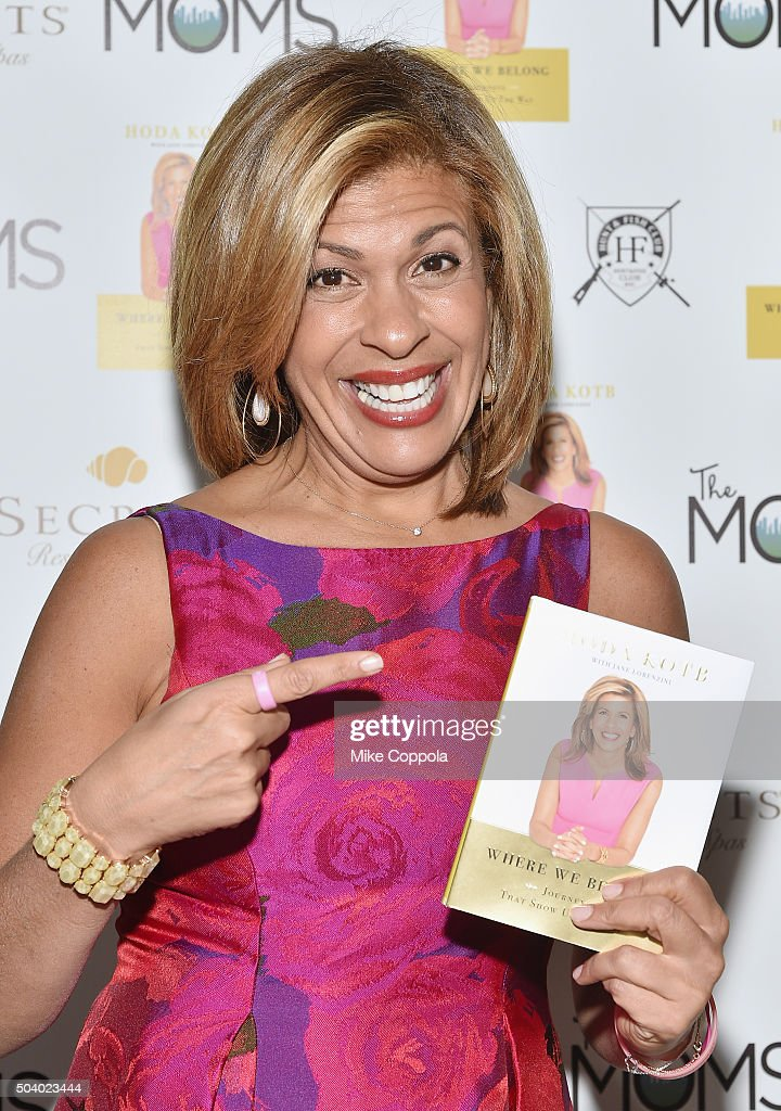 The Moms Mamarazzi Luncheon With Hoda Kotb