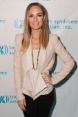 News anchor Catt Sadler attends Hollywood Heals Spotlight On Tourette Syndrome at The Conga Room at LA Live on February 27 2014 in Los Angeles...