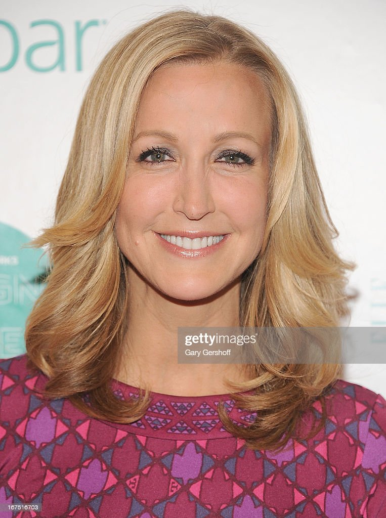News anchor & correspondent Lara Spencer attends Housing Works 9th Annual Design On A Dime Benefit at Metropolitan Pavilion on April 25, 2013 in New York City.