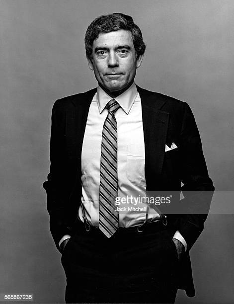 CBS News anchor Dan Rather 1980 Photo by Jack Mitchell/Getty Images