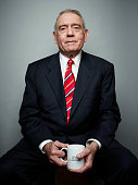 News anchor Dan Rather is photographed for Texas Monthly Magazine on March 23 2012 in New York City ON EMBARGO UNTIL AUGUST 01 2012