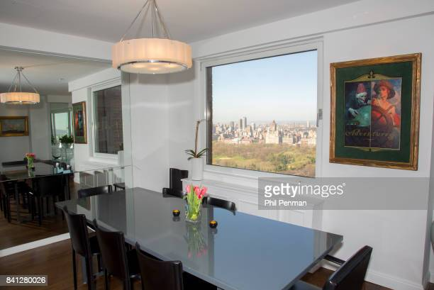 News anchor Geraldo Rivera's home is photographed for Closer Weekly Magazine on April 15 2016 in New York City