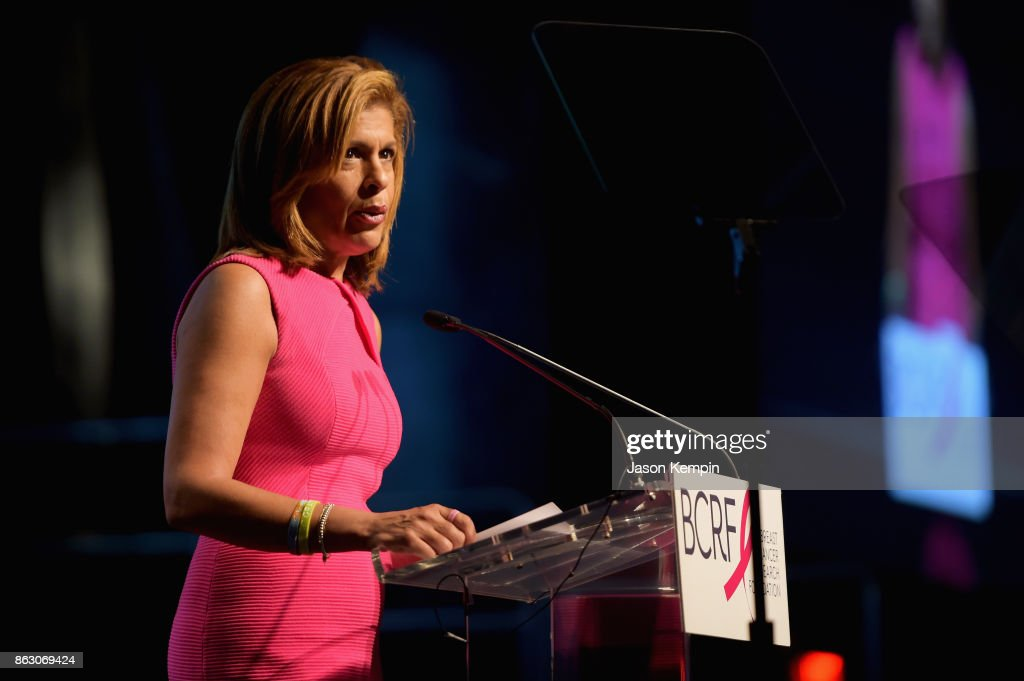 Breast Cancer Research Foundation New York Symposium and Awards Luncheon - Inside