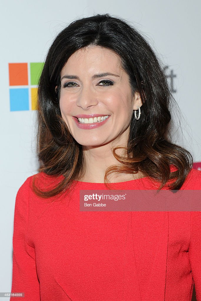 News anchor Lori Rothman attends the 2013 Adweek Hot List gala at Capitale on December 2, 2013 in New York City.