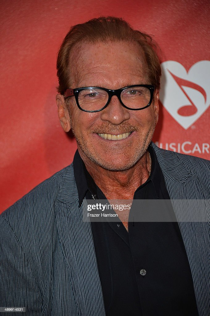 News Anchor Pat O'Brien attends the 10th annual MusiCares MAP Fund Benefit Concert at Club Nokia on May 12 2014 in Los Angeles California