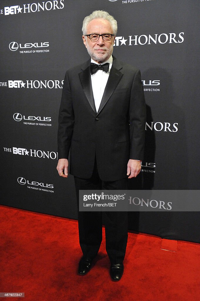 News anchor <a gi-track='captionPersonalityLinkClicked' href=/galleries/search?phrase=Wolf+Blitzer&family=editorial&specificpeople=221464 ng-click='$event.stopPropagation()'>Wolf Blitzer</a> attends BET Honors 2014 at Warner Theatre on February 8, 2014 in Washington, DC.