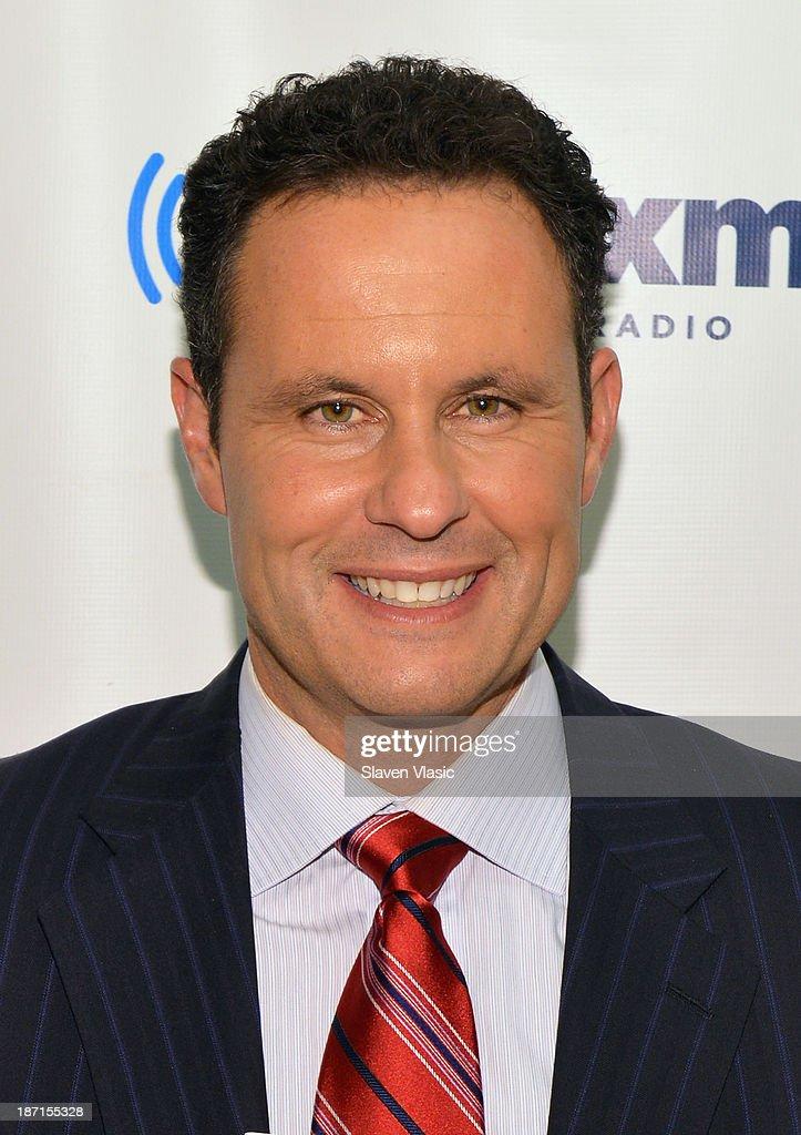 FOX News' Brian Kilmeade visits SiriusXM Studios on November 6, 2013 in New York City.