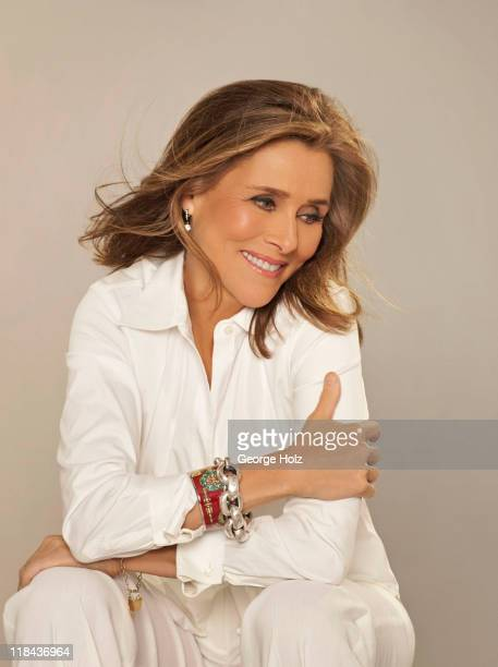 News caster Meredith Vieira is photographed for People Magazine on May 20 2011 in New York City ON EMBARGO UNTIL SEPTEMBER 13 2011 Published Image