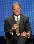 News chairman and '60 Minutes' executive producer Jeff Fager speaks at the CBS News 'CBS This Morning' discussion panel during the CBS portion of the...