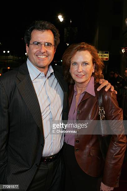 News Corp's Peter Chernin and Megan Chernin