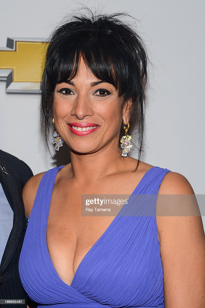 News correspondant Michelle Miller attends the 2013 EBONY Power 100 List Gala at Frederick P. Rose Hall, Jazz at Lincoln Center on November 4, 2013 in New York City.