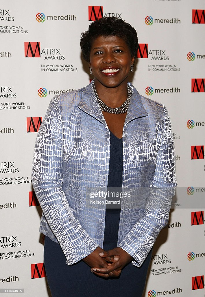 News Correspondent Gwen Ifill attends the 2011 Matrix Awards at The