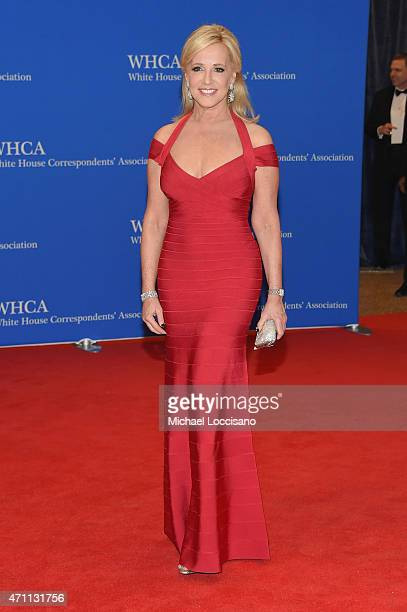News correspondent Jamie Colby attends the 101st Annual White House Correspondents' Association Dinner at the Washington Hilton on April 25 2015 in...