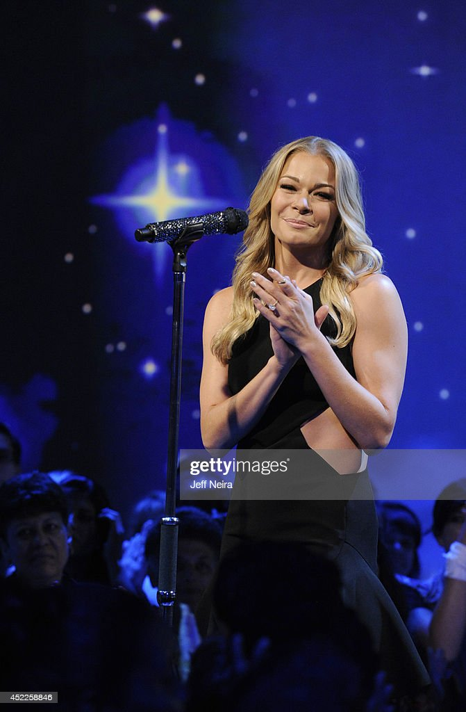 News Correspondent Sara Haines guest co-hosts and LeAnn Rimes and Eddie Cibrian are guests today, Wednesday, July 16, 2014 on ABC's 'The View.' 'The View' airs Monday-Friday (11:00 am-12:00 pm, ET) on the ABC Television Network.