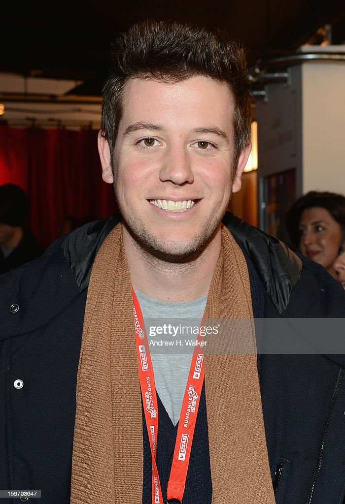 E! News correspondents Ben Lyons attends the Stella Artois launch of the Timeless Beauty Campaign shot by legendary photographer, Annie Leibovitz at Village at the Lift on January 18, 2013 in Park City, Utah.