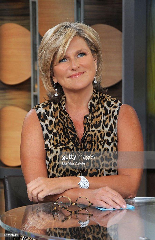 News' Cynthia McFadden on 'Good Morning America,' 8/27/13, airing on the ABC Television Network. MCFADDEN