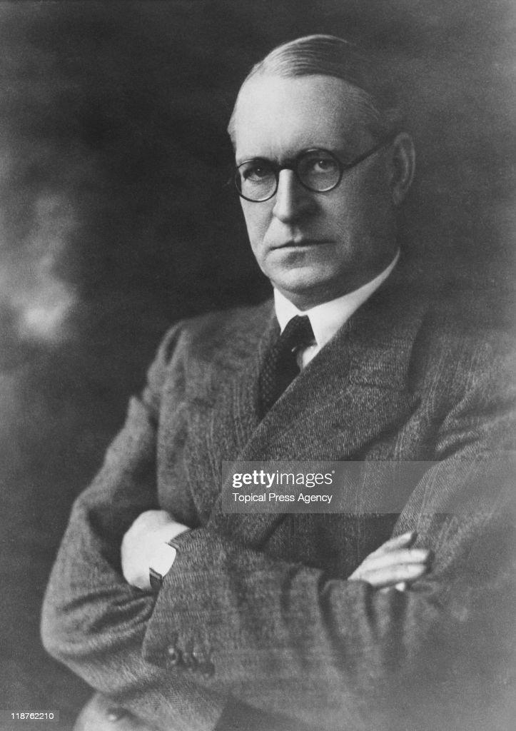 News of The World Managing Director HH Aldridge, 19th October 1939.