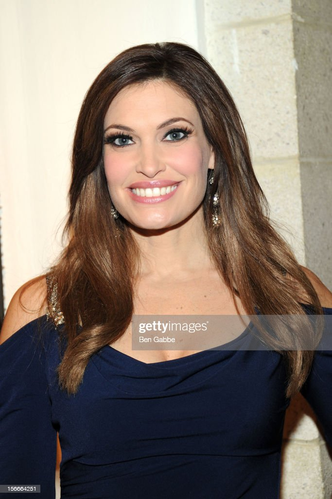 News personality Kimberly Guilfoyle attends the 2012 GLAAD Art Auction at Metropolitan Pavilion on November 18, 2012 in New York City.