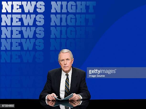 News presenter