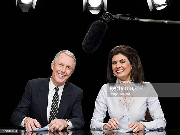 News presenters