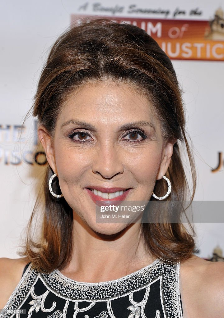 News reporter ABC TV Channel 7 Miriam Hernandez attends the screening of 'Weaving The Past: Journey Of Discovery' at the Linwood Dunn Theater at the Pickford Center for Motion Study on May 18, 2013 in Hollywood, California.