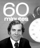 News reporter Morley Safer for 60 Minutes Image dated November 17 1970