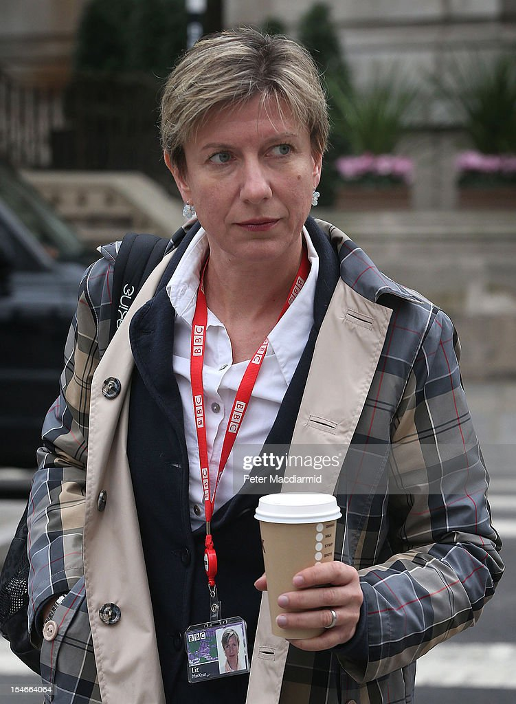 Newsnight journalist Liz Mackean arrives for work at BBC Broadcasting House on October 24, 2012 in London, England.A BBC1 'Panorama' documentary has new allegations about the handling by BBC2 programme 'Newsnight' over claims of sexual abuse allegedly carried out by fomer BBC television presenter, Jimmy Savile, the transmission of which was subsequently dropped. Police have confirmed that Sir Jimmy Savile, the BBC presenter and DJ who died in October 2011 aged 84, may have sexually abused young girls on BBC premises.