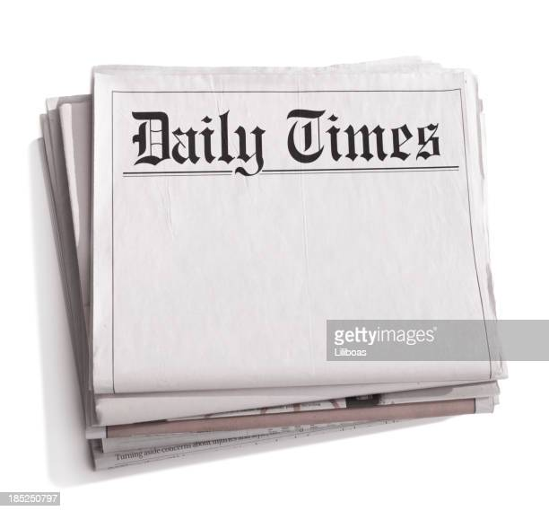 Newspaper Daily Times
