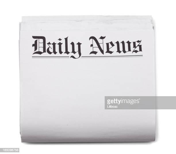 Zeitung Schlagzeilen