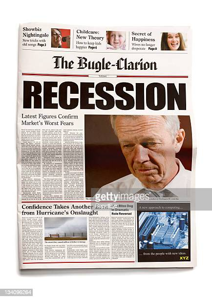 Newspaper: Recession