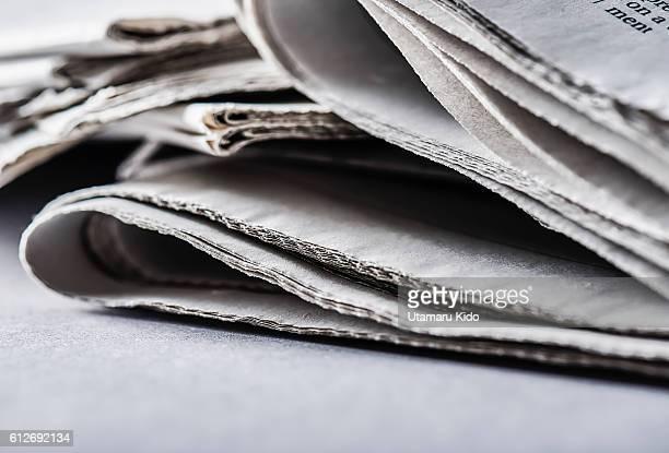 Newspapers.