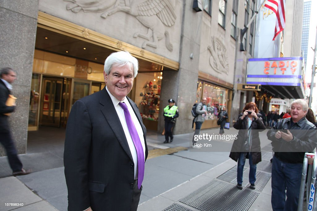 <a gi-track='captionPersonalityLinkClicked' href=/galleries/search?phrase=Newt+Gingrich&family=editorial&specificpeople=202915 ng-click='$event.stopPropagation()'>Newt Gingrich</a> is seen at Rockefeller Center on December 5, 2012 in New York City.