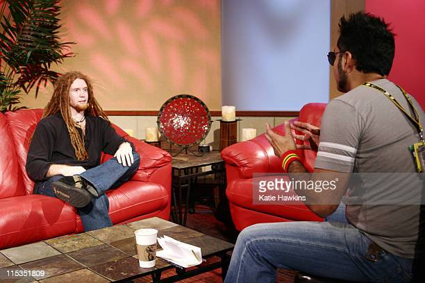 Newton Faulkner during 20th Annual SXSW Film and Music Festival ME Television/DirtyChildrenUs Orange Room Day 3 Interview at ME Television Studio in...