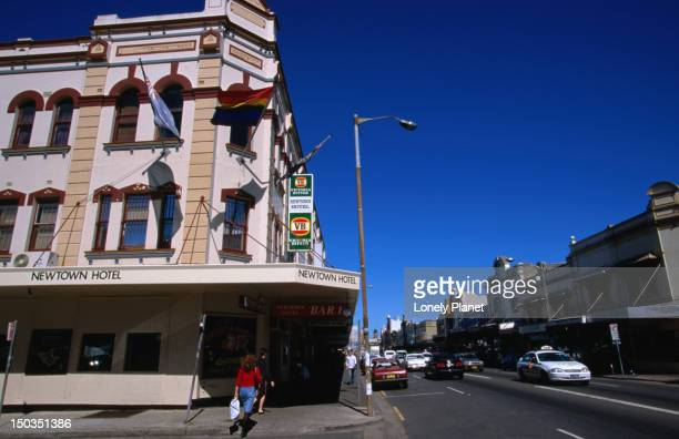 Newtown Hotel on King Street.