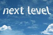 Next Level clouds
