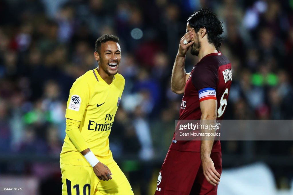 Metz v Paris Saint Germain - Ligue 1