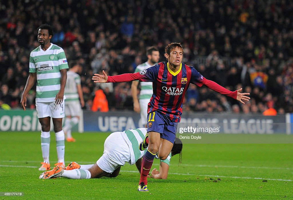 FC Barcelona v Celtic - UEFA Champions League | Getty Images