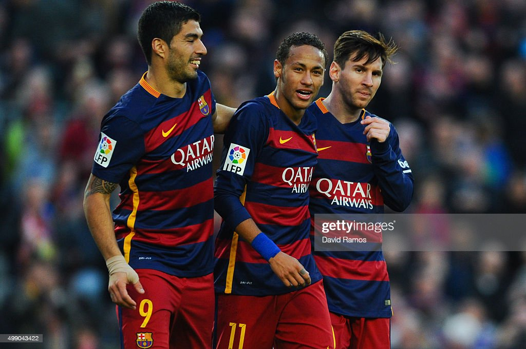 FC Barcelona v Real Sociedad de Futbol - La Liga : News Photo