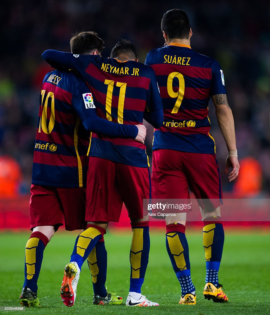 FC Barcelona v Sporting Gijon - La Liga | Getty Images