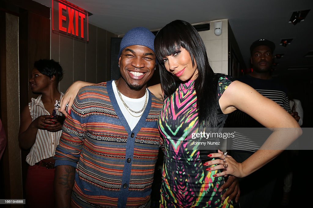 <a gi-track='captionPersonalityLinkClicked' href=/galleries/search?phrase=Ne-Yo&family=editorial&specificpeople=451543 ng-click='$event.stopPropagation()'>Ne-Yo</a> and Bridget Kelly attend Bridget Kelly's Birthday Celebration at the 40 / 40 Club on April 9, 2013 in New York City.