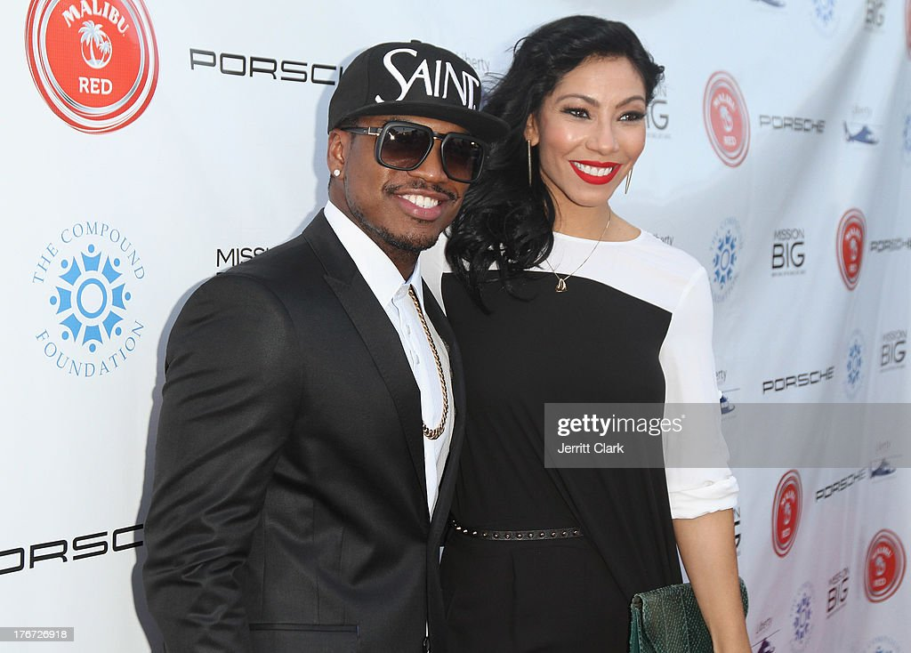 <a gi-track='captionPersonalityLinkClicked' href=/galleries/search?phrase=Ne-Yo&family=editorial&specificpeople=451543 ng-click='$event.stopPropagation()'>Ne-Yo</a> and Bridget Kelly attend the 2nd annual Compound Foundation Fostering A Legacy Benefit on August 17, 2013 in East Hampton, New York.
