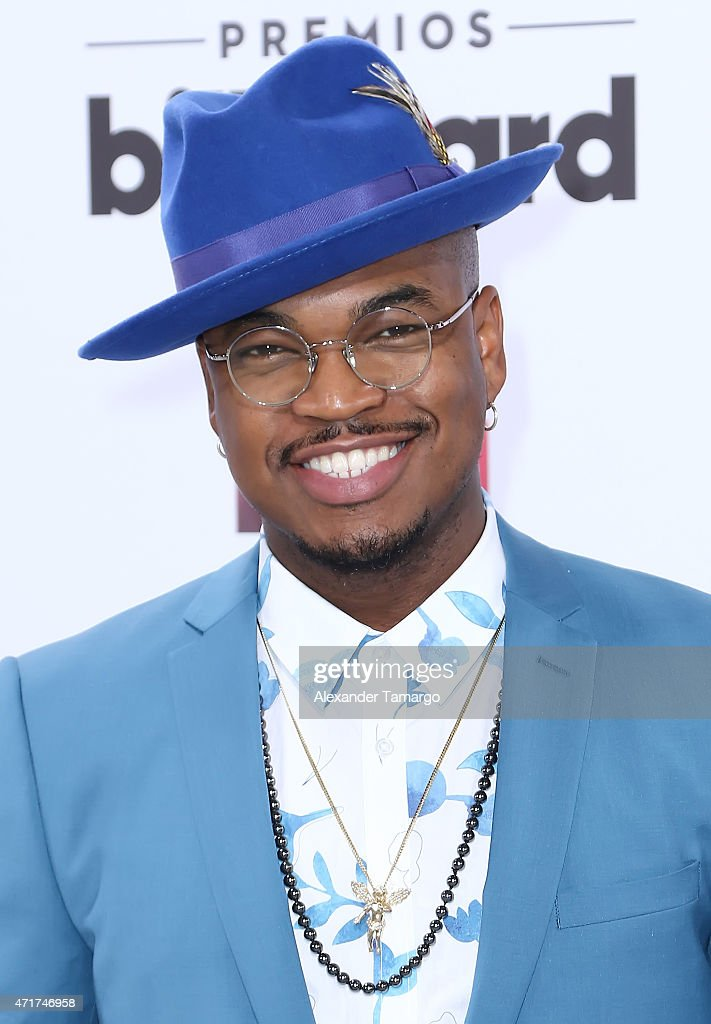 <a gi-track='captionPersonalityLinkClicked' href=/galleries/search?phrase=Ne-Yo&family=editorial&specificpeople=451543 ng-click='$event.stopPropagation()'>Ne-Yo</a> arrives at 2015 Billboard Latin Music Awards presented by State Farm on Telemundo at Bank United Center on April 30, 2015 in Miami, Florida.