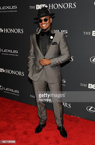 NeYo arrives at the 2015 BET Honors at the Warner Theatre on January 24 2015 in Washington DC