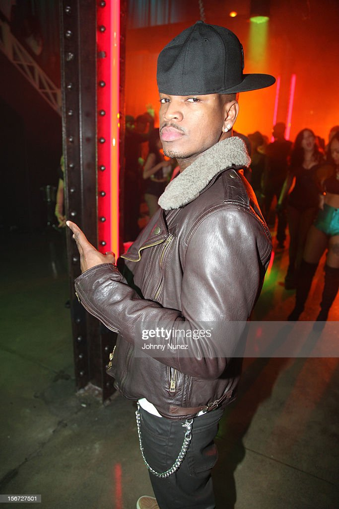 <a gi-track='captionPersonalityLinkClicked' href=/galleries/search?phrase=Ne-Yo&family=editorial&specificpeople=451543 ng-click='$event.stopPropagation()'>Ne-Yo</a> attends <a gi-track='captionPersonalityLinkClicked' href=/galleries/search?phrase=Ne-Yo&family=editorial&specificpeople=451543 ng-click='$event.stopPropagation()'>Ne-Yo</a>'s 'Let Me Love You' Remix Video Shoot at Prime on November 19, 2012 in New York City.