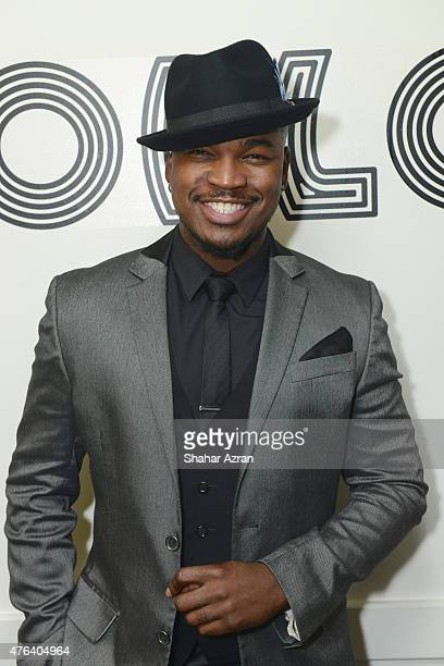 NeYo attends the 10th Annual Apollo Theater Spring Gala at The Apollo Theater on June 8 2015 in New York City