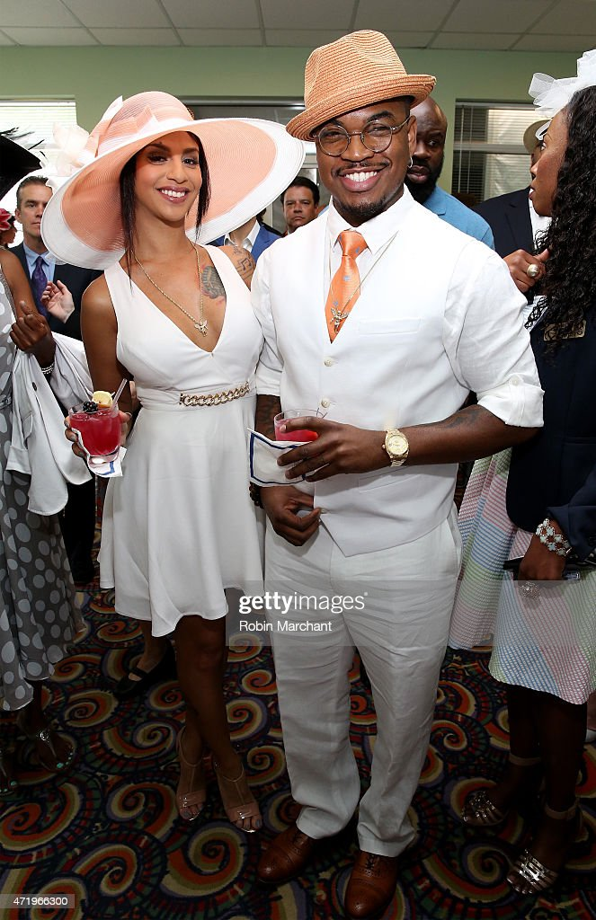 Ne-Yo attends the 141st Kentucky Derby at Churchill Downs on May 2, 2015 in Louisville, Kentucky.
