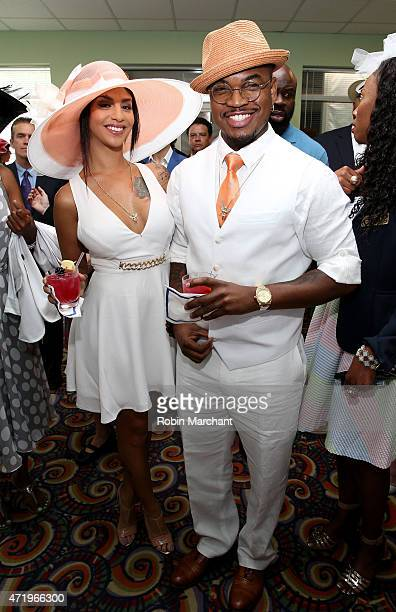 NeYo attends the 141st Kentucky Derby at Churchill Downs on May 2 2015 in Louisville Kentucky