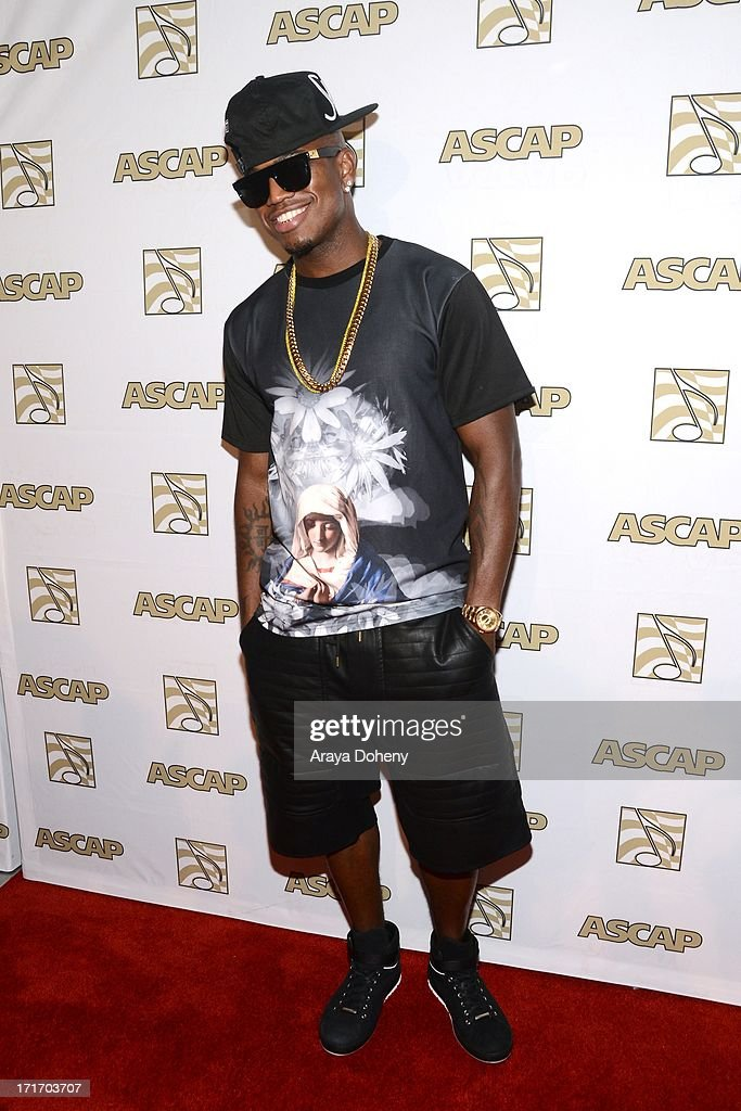 Ne-Yo attends The American Society of Composers, Authors and Publishers (ASCAP) 26th Annual Rhythm & Soul Music Awards at The Beverly Hilton Hotel on June 27, 2013 in Beverly Hills, California.