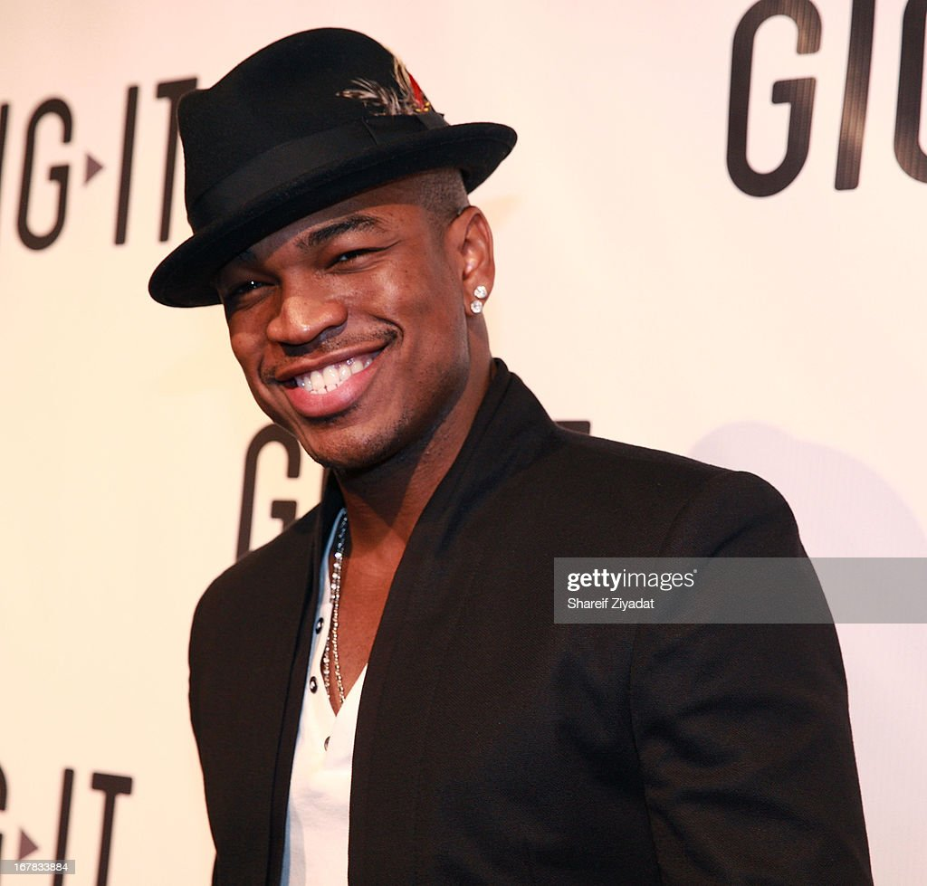 Neyo attends the Gig-It Launch Party at Capitale Bowery on April 30, 2013 in New York City.